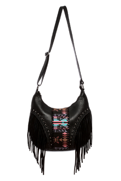 Shoptiques Product: Fringe Shoulder Bag