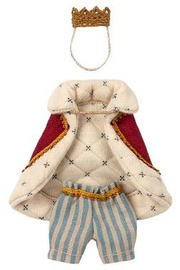 Maileg King Clothes For Mouse - Product Mini Image