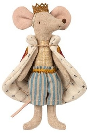 Maileg King Mouse - Product Mini Image