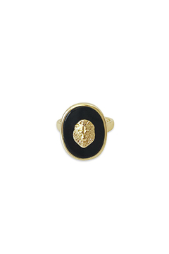 Erin Fader Jewelry King of Beasts Cameo Ring - Product List Image
