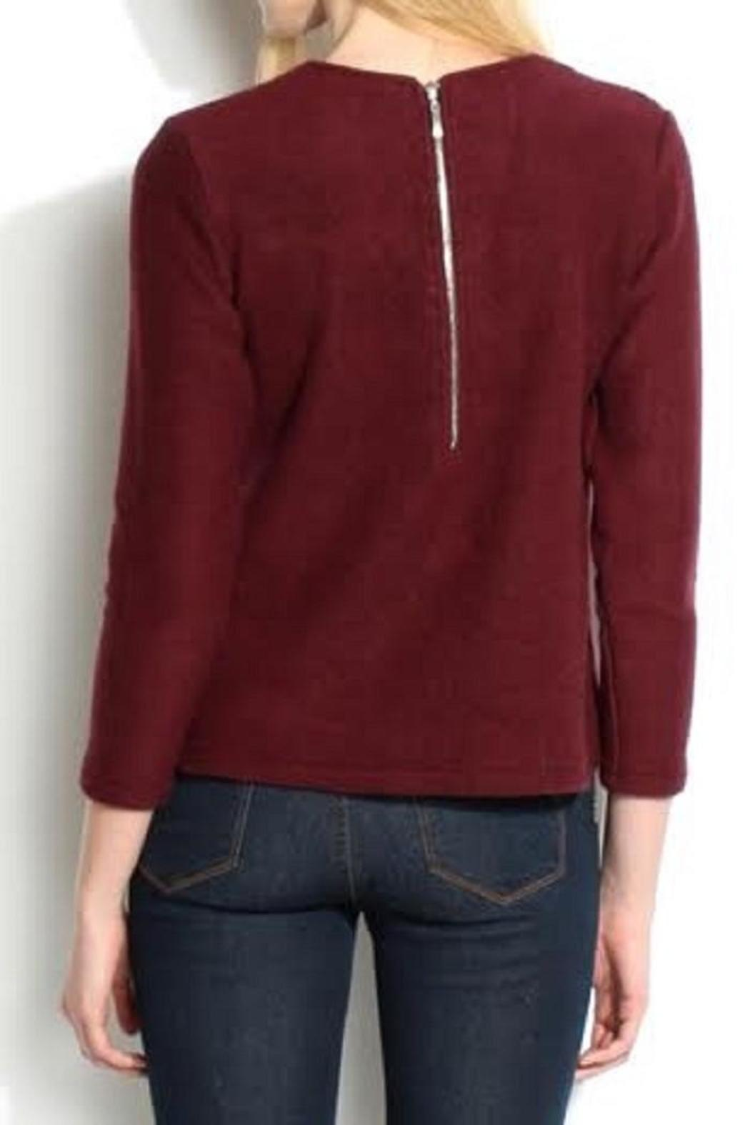 Kingdom & State Aria Sweater - Front Full Image