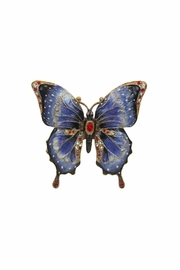 Kingspoint Designs Butterfly Box Regal Swallowtail - Front cropped