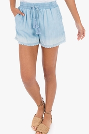 rag poets Kingston Chambray Short - Product Mini Image