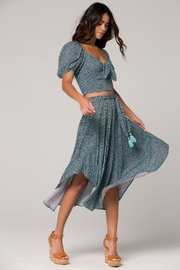 Band Of Gypsies Kingston Printed Maxi - Side cropped