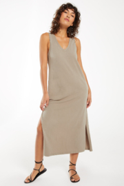z supply Kinley Midi Dress - Front cropped