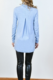 Kinross Cashmere Cashmere Cowl Tunic - Side cropped