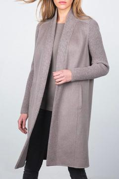 Shoptiques Product: Cashmere Rib Coat