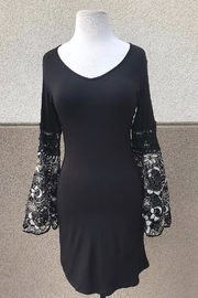 Vava by Joy Hahn Kinsey Bell Sleeve Dress - Front cropped