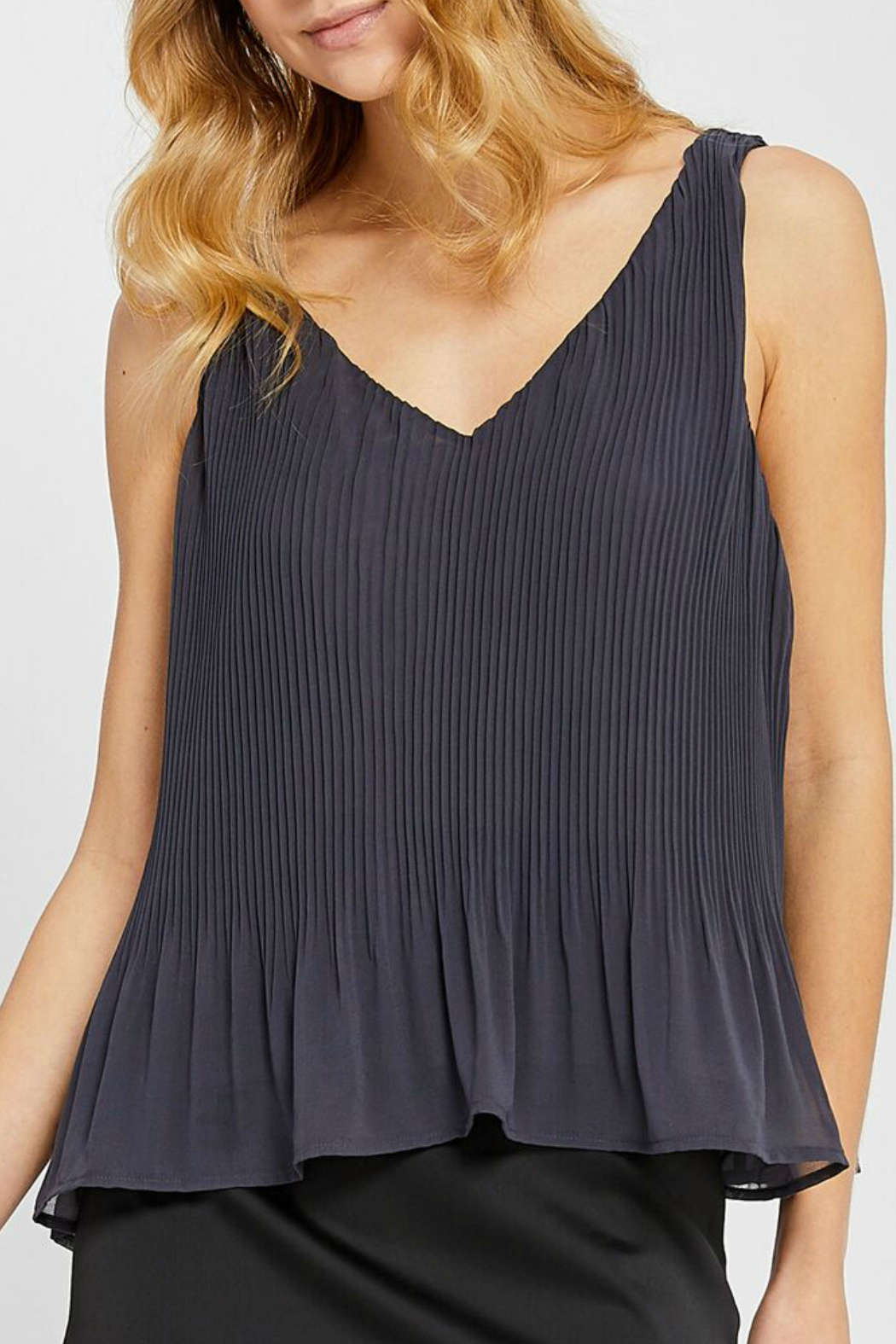 Gentle Fawn Kinsley Pleated Tank - Main Image
