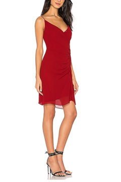 Rebecca Minkoff Kinsley Surplice Mini Dress - Alternate List Image