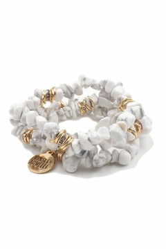 Kinsley Armelle Cluster Pepper Bracelet - Alternate List Image