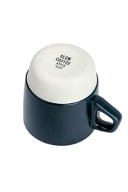 Kinto Stacking Mugs - Front full body