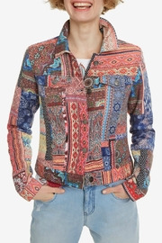 DESIGUAL Kiona Jacket - Product Mini Image