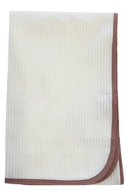 KIPP Baby Rib Velour Blanket - Product Mini Image