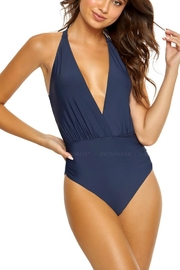 PilyQ Kira One-Piece - Front cropped