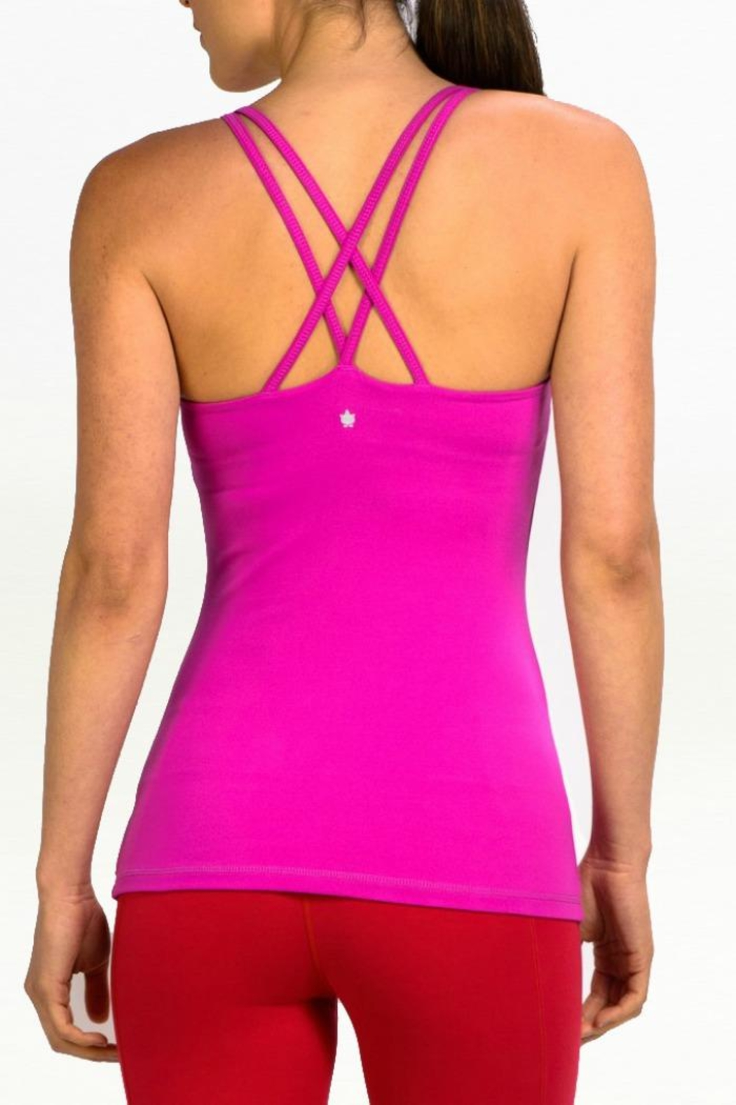 Kira Grace Double Strapped Tank - Front Full Image