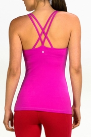 Kira Grace Double Strapped Tank - Front full body