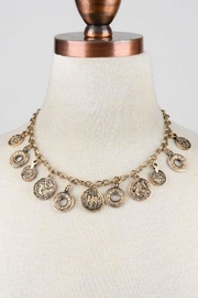 Minx Kirin Necklace - Front cropped