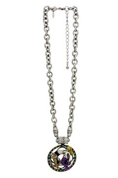 Shoptiques Product: Anchor's Away Mermaid Necklace