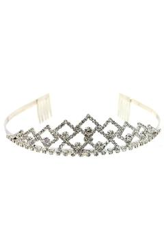 Shoptiques Product: Crystal Tiara