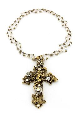 Shoptiques Product: Fairy Rosary Cross