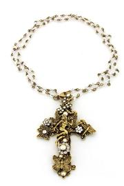 Kirks Folly Fairy Rosary Cross - Product Mini Image
