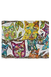 Kirsten Reed Art Owl Together Print - Product Mini Image