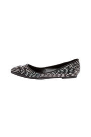 dd2089c4b07 Delicacy Iridescent Silver Heel from Naples by Petunias of Naples ...
