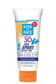 Kiss My Face Coolsport Spf30 Sunscreen - Product Mini Image