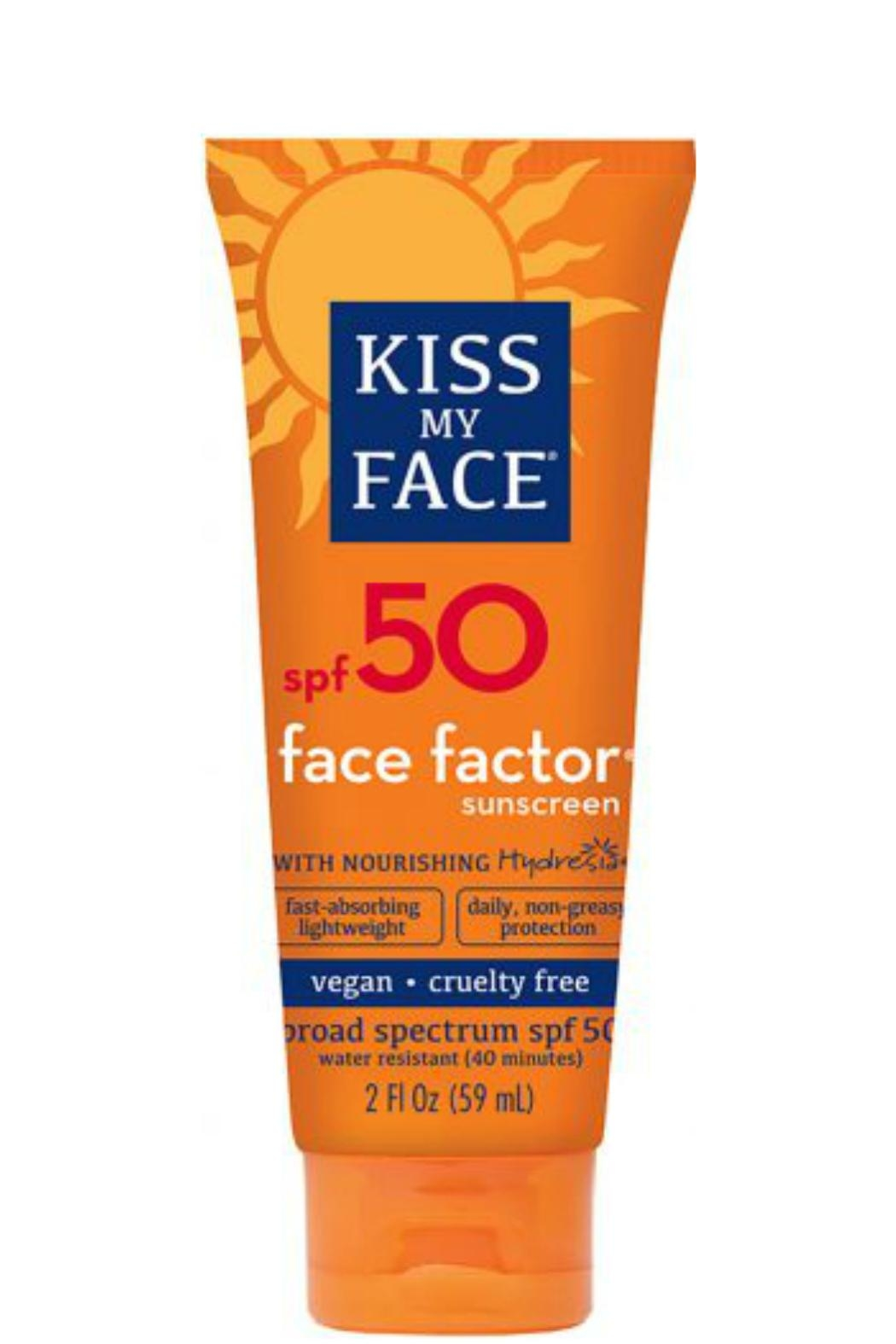 Kiss My Face Facefactor Spf50 Sunscreen - Main Image