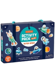 Kiss That Frog Outer Space Activity Pack - Product Mini Image