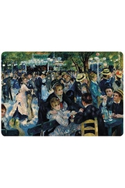 Kiss That Frog Renior Ball At The Moulin Galette Placemat - Product Mini Image
