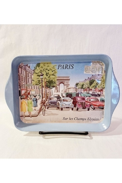 Kiss That Frog Ser Les Champs Elysées Tray - Alternate List Image