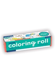 Kiss That Frog Under The Sea Mini Coloring Roll - Product Mini Image