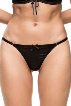 KissKill Kisskill Silk G-String - Product List Image
