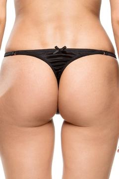 KissKill Kisskill Silk G-String - Alternate List Image