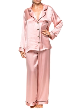 KissKill Kisskill Silk Pajamas - Product List Image