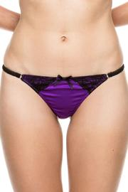 KissKill Luisa G String Purple - Product Mini Image