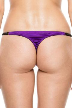Shoptiques Product: Luisa G String Purple