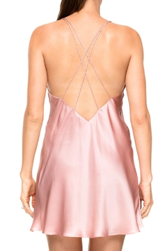 KissKill Rhiana Silk Slip Dress - Alternate List Image