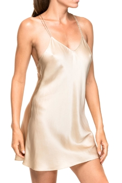 KissKill Rhiana Silk Slip Dress - Product List Image