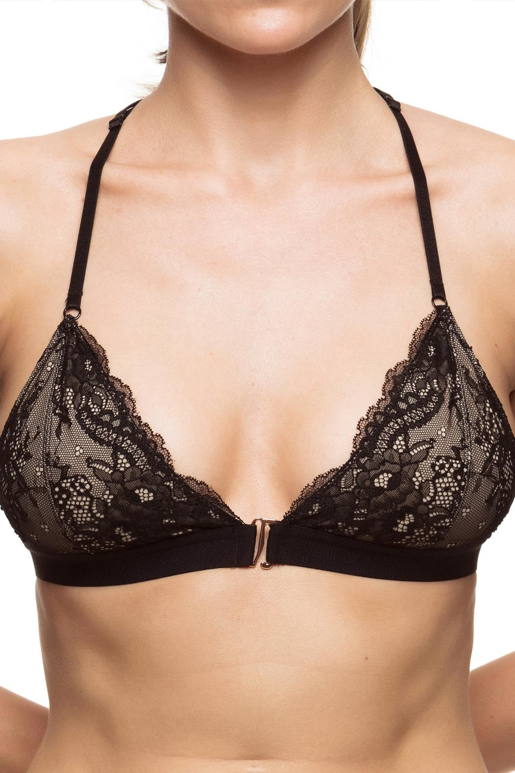 KissKill Sarah Bralette - Front Cropped Image