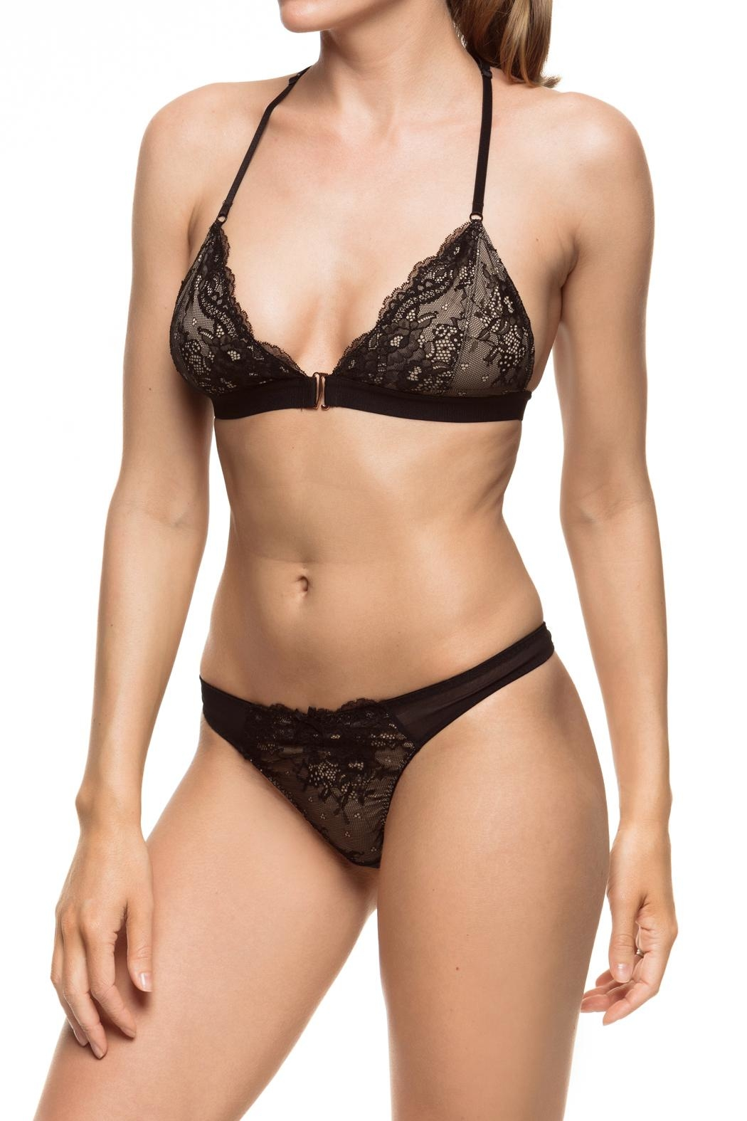 KissKill Sarah Bralette - Side Cropped Image
