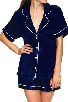 KissKill Silk Short Pyjamas - Product List Image