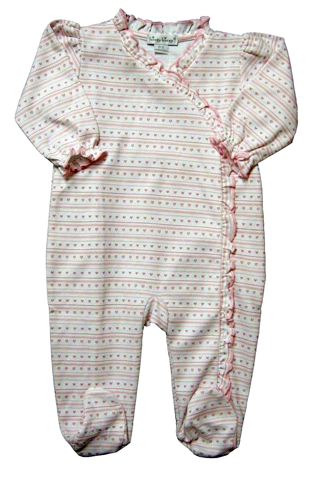 Kissy Kissy Baby-Girl Doll-House-Dreams Footie - Main Image