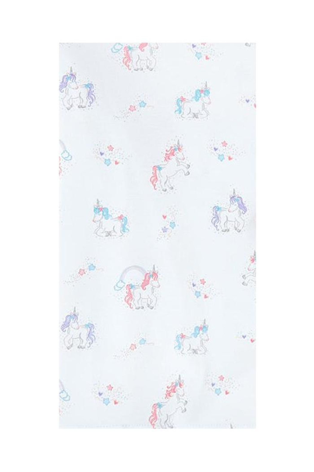 Kissy Kissy Magical-Journey Unicorn Footie - Front Full Image