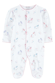 Kissy Kissy Magical-Journey Unicorn Footie - Product Mini Image