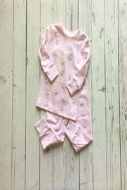 Kissy Kissy Pink Foxy Pajamas - Front cropped