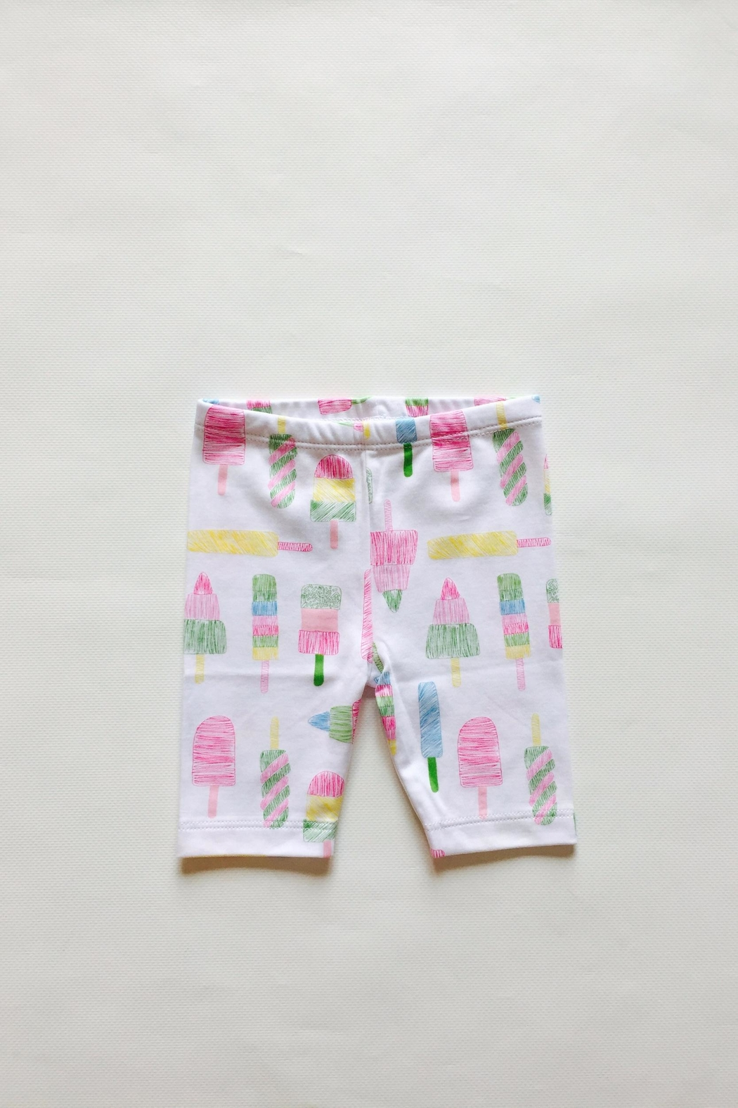 Kissy Kissy Popsicle Short Pajamas from North Carolina by Peanut ... 6ab040a2f