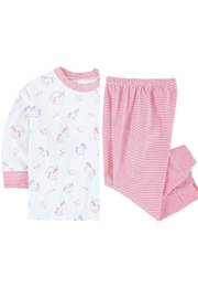 Kissy Kissy Unicorn Pj Set - Side cropped